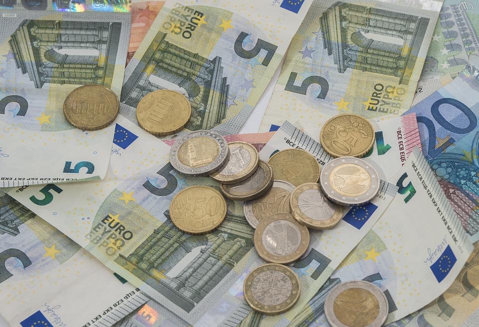 EU peníze