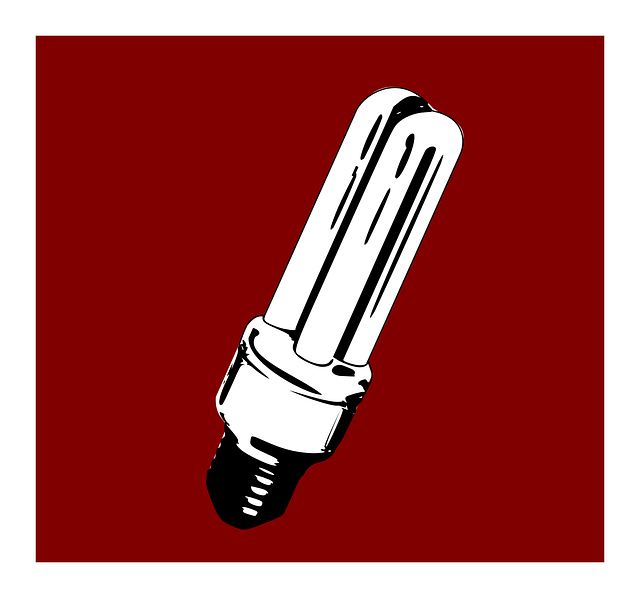 úsporné lampy