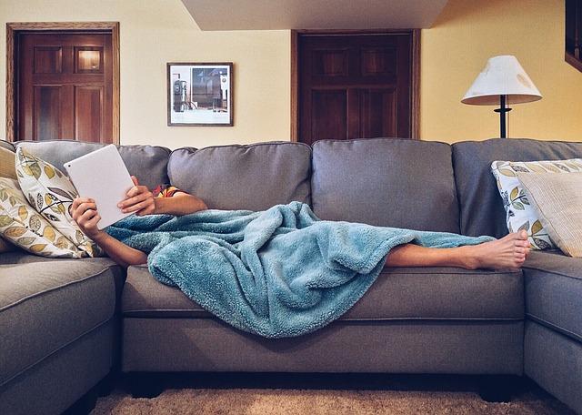 domácí odpočinek