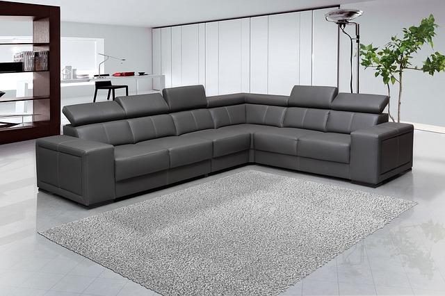 šedý design