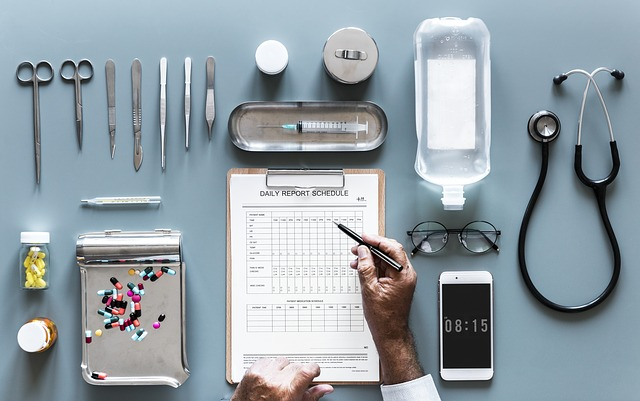 seznam lékaře