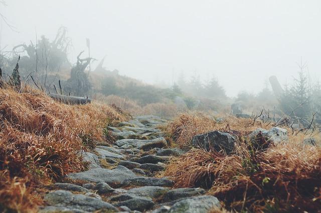 kamenná stezka